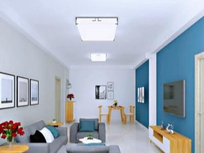 福州高新区人才公寓二期基本完工
