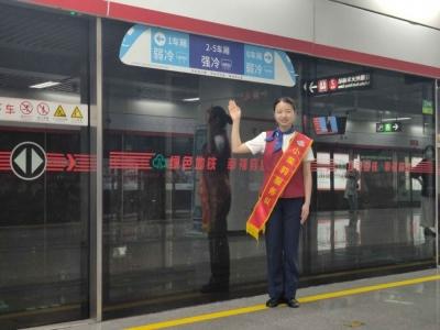 """今起上线!同车不同温,""""知冷知热""""的福州地铁来啦!"""