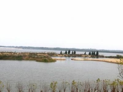 福州东湖湿地公园一期完工