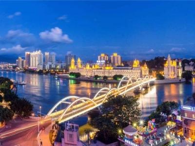 本周六周日福州解放大桥禁行