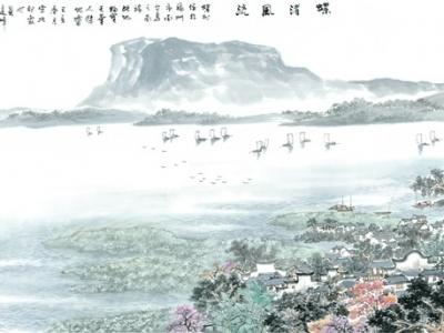 美术教师吴建峰:福州的美就够画的了
