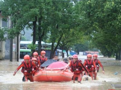 最大雨量395.1毫米!南平关闭景区43处,转移群众14145人
