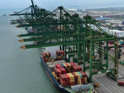 """280个""""海上福州""""项目今年已完成投资844亿元"""