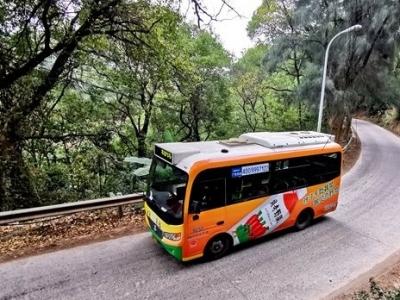 福州开展交通精细化服务 公交通达更多村落