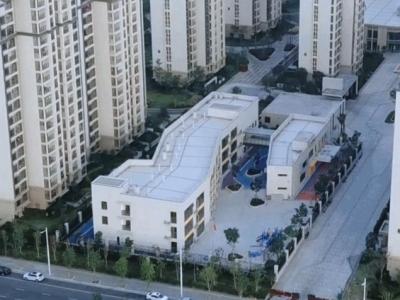 福州滨海新城第一幼儿园正式揭牌