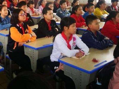 连江小学生倡议文明旅游