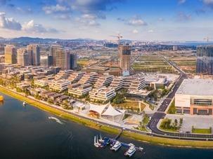 福州滨海新城安置房三期开始选房 共有8种户型