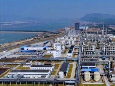 福州江阴港城经济区打造千亿元港口城