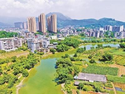 """福州:城市品质提升""""十位一体""""向主城区外推广"""