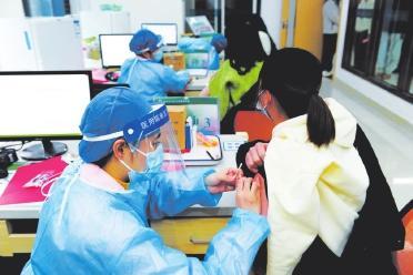 无严重不良反应!福州累计接种国产新冠疫苗4.1万人!
