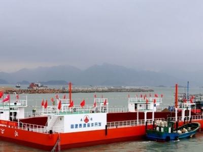 """首个""""连江造""""深远海养殖平台6月投用"""